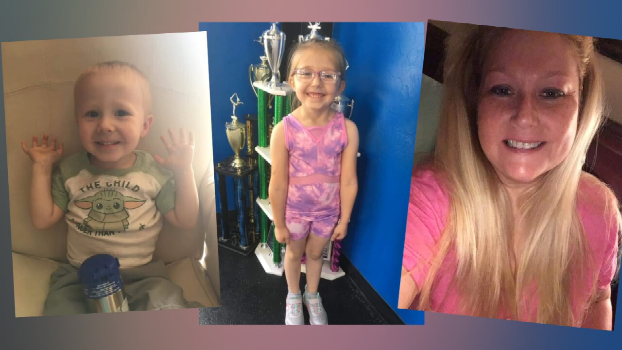 Amber Alert Issued For 2 Children From Moore