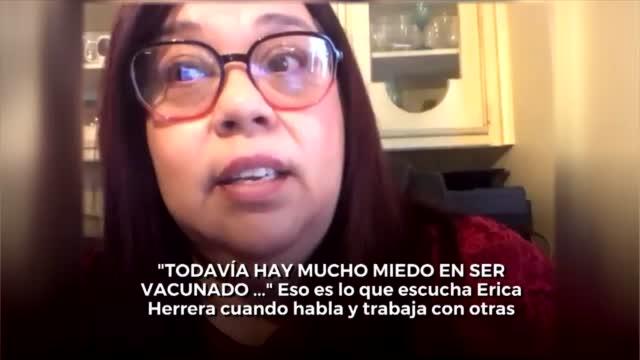 United Voice (con subtítulos en Español): OCCHD Working With Latino Community Leaders To Dispel Vaccine Fears