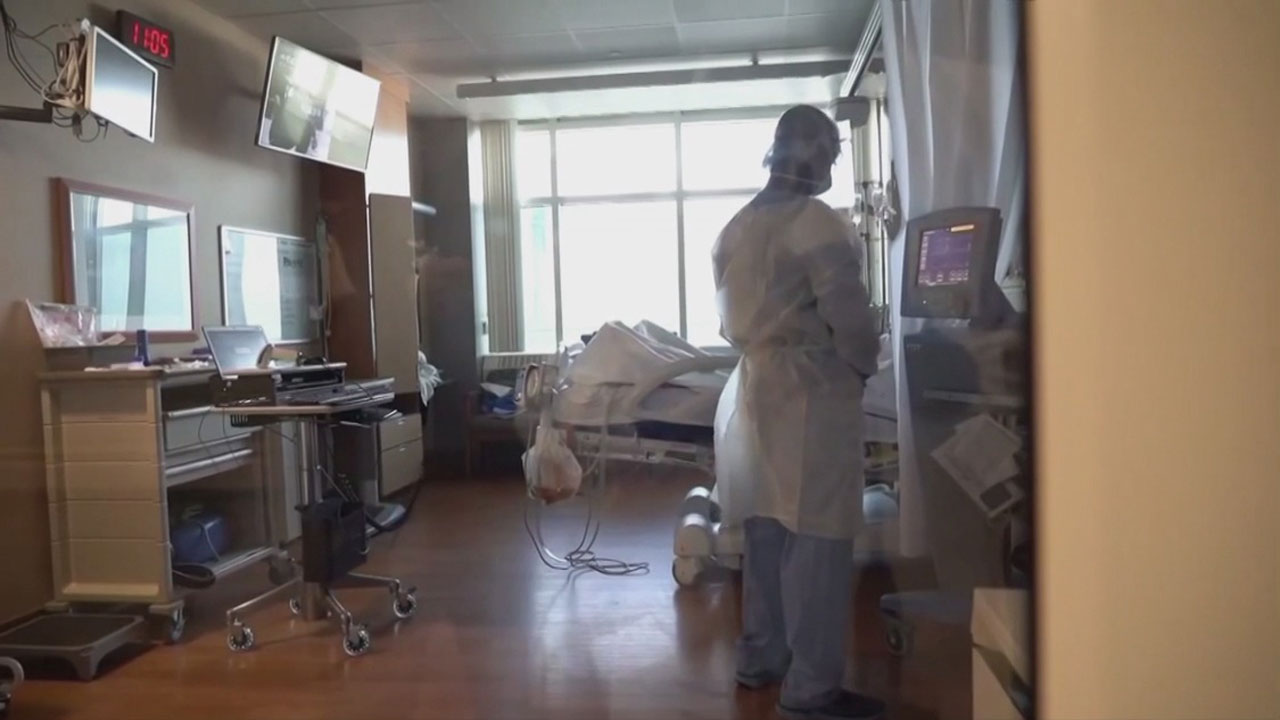 Okla. Hits New Record For Current COVID-19 Hospitalizations