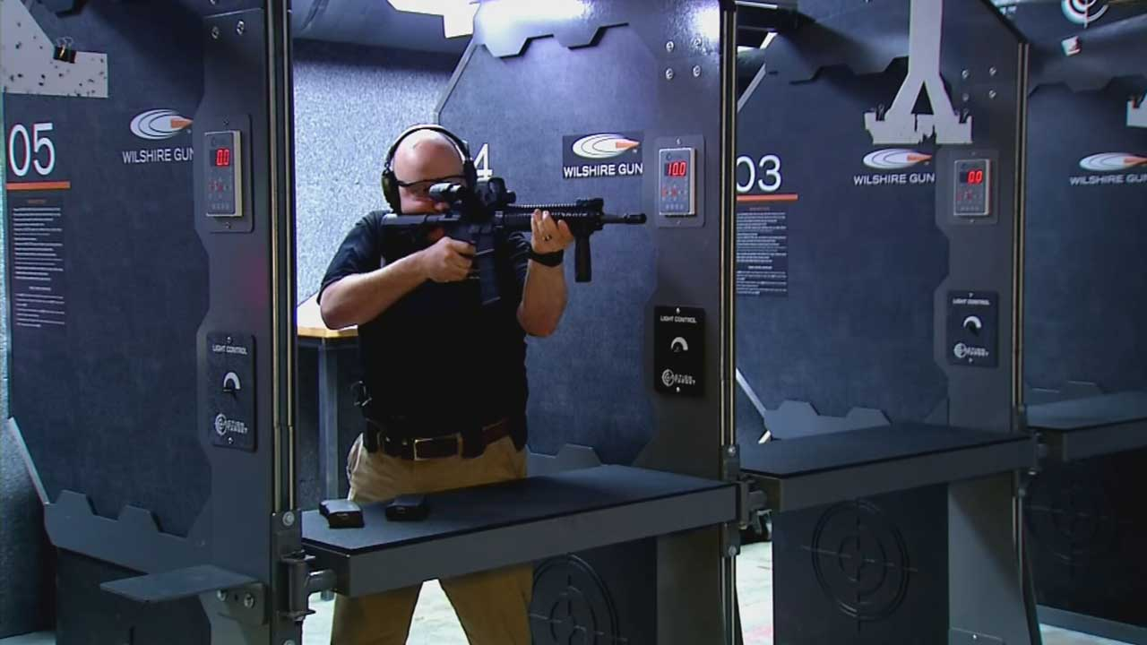 Oklahoma Lawmakers Discuss Firearm Manufacturing Expansion