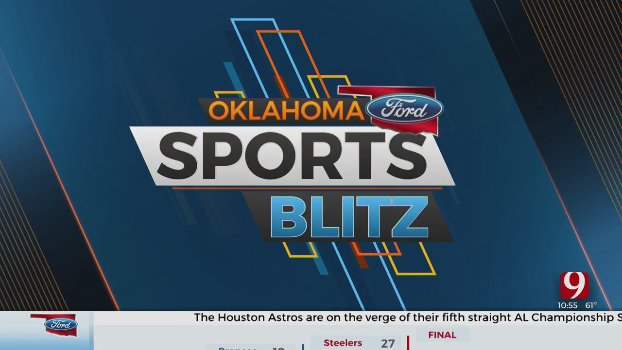 Oklahoma Ford Sports Blitz: October 10