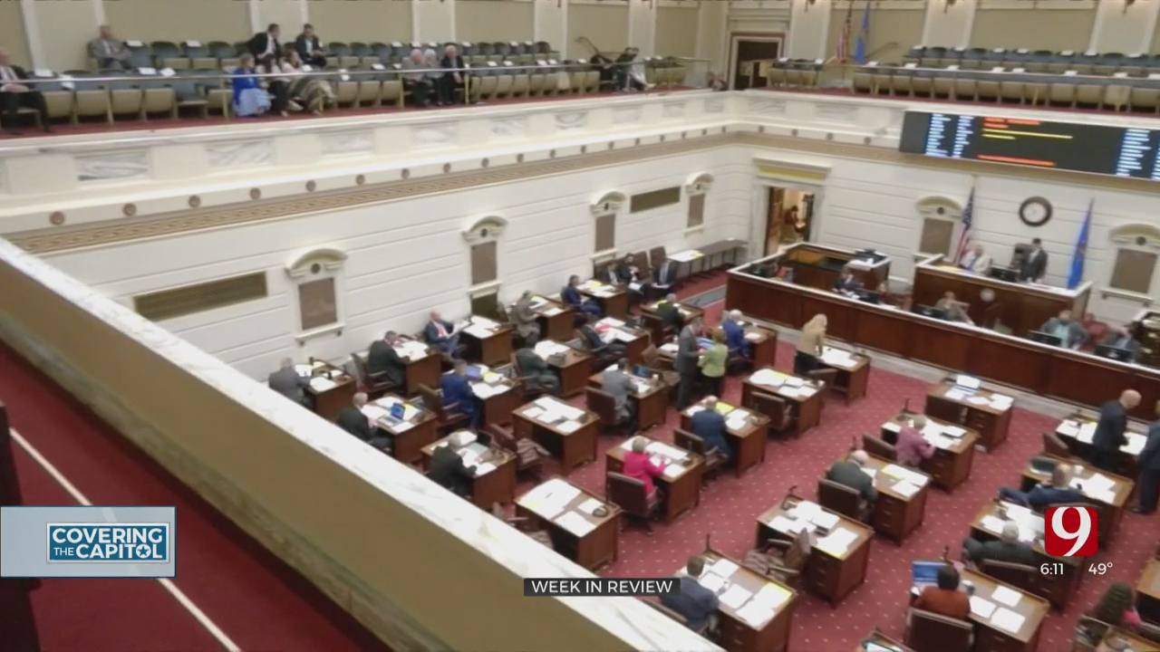 Lawmakers Send More Than 100 Bills To Governor's Desk So Far