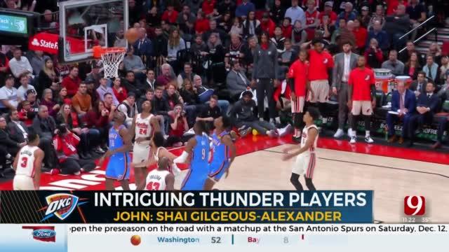 Thunder Report: Steve McGehee Previews Season Ahead For OKC