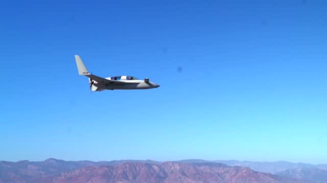 US Air Force Pilots Could Soon Be Training Against Virtual Enemy Aircraft