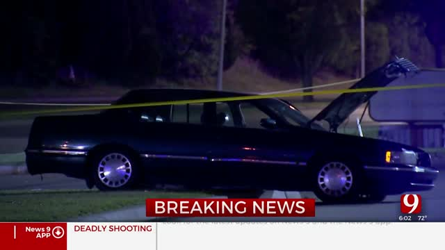 OKC Police: 1 Dead After Being Shot Multiple Times