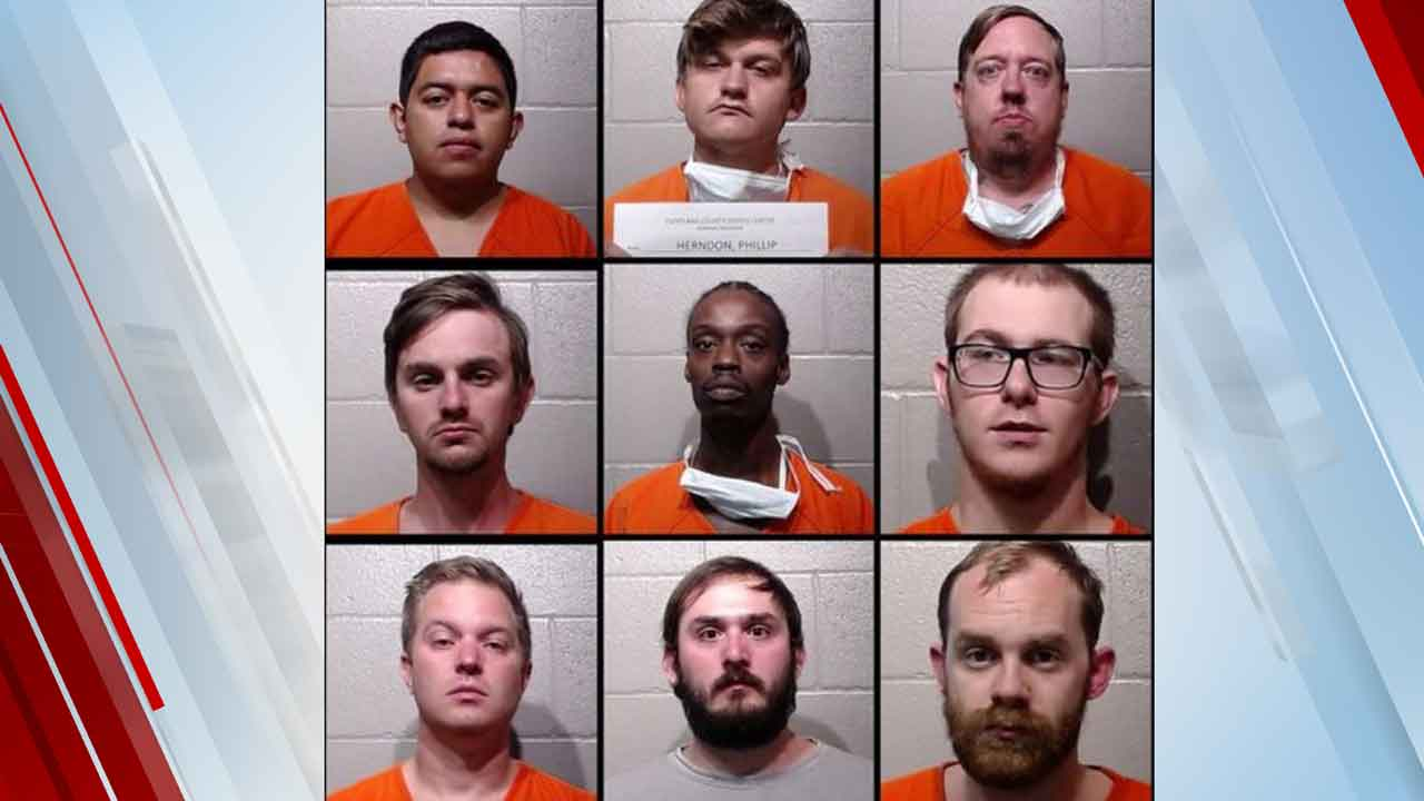 9 Arrests Made In Oklahoma Operation Targeting Internet Crimes Against ChildrenNews 9