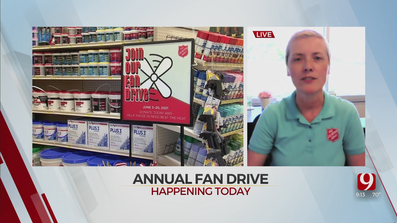 Salvation Army, Westlake Ace Hardware Collaborate On Annual Fan Drive