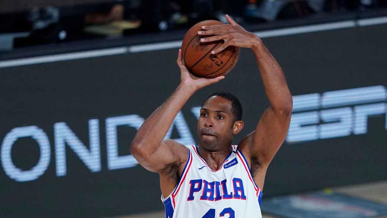 Report: Thunder Acquire Al Horford, Picks From Philadelphia 76ers