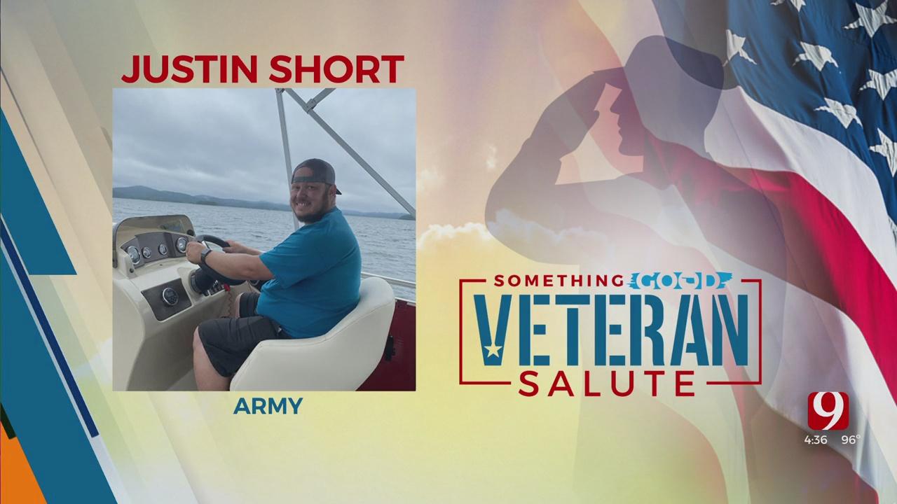 Veteran Salute: Justin Short