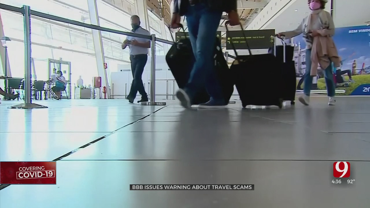 BBB Issues Warnings About Travel Scams Ahead Of Summer Season
