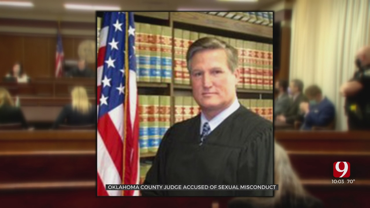 2 Attorneys Detail Alleged Sexual Misconduct Claims Against Former Oklahoma Co. District Judge
