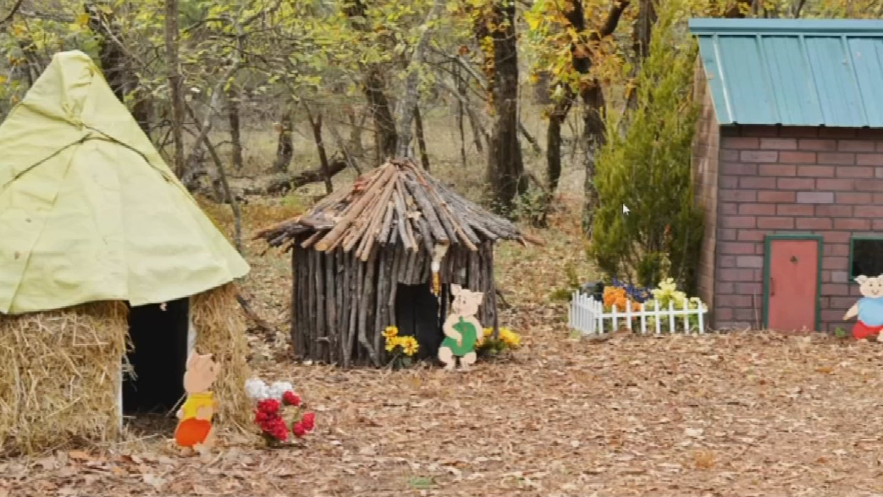 Edmond's Storybook Forest Offers Safe Alternative For Trick-Or-Treaters