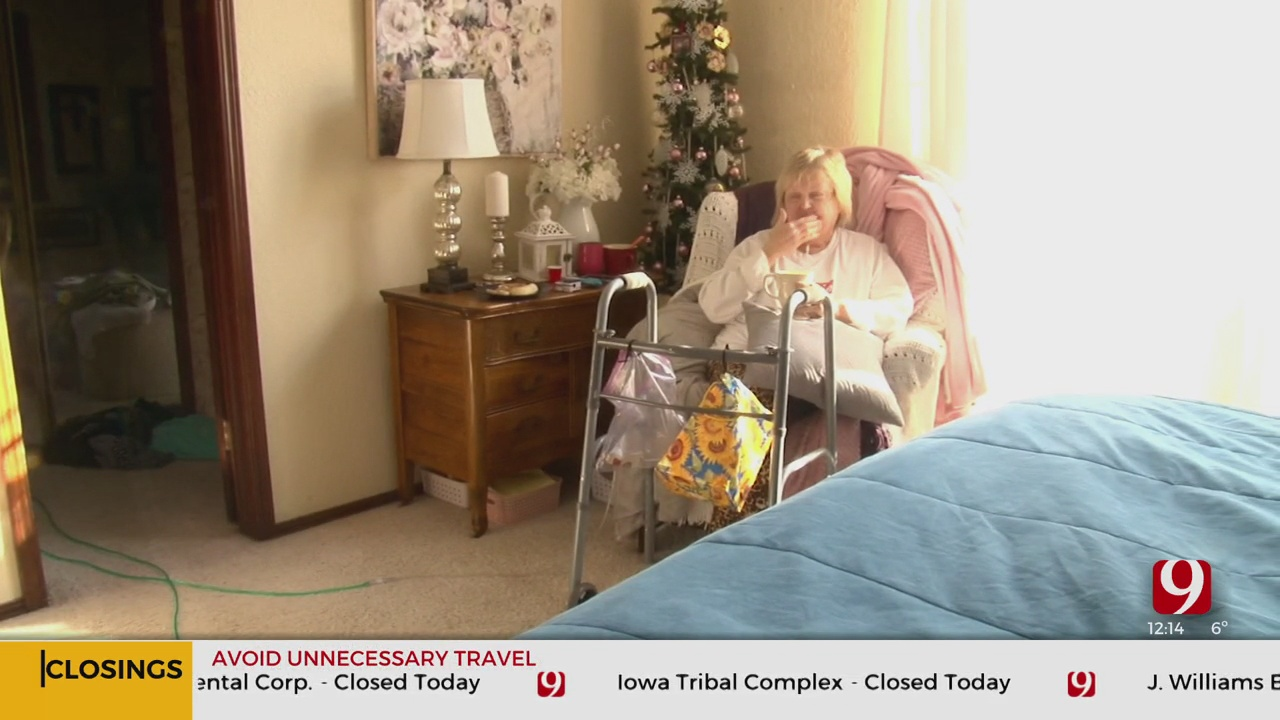 Morning Rolling Blackout Led To Life-Threatening Situation For OKC Couple