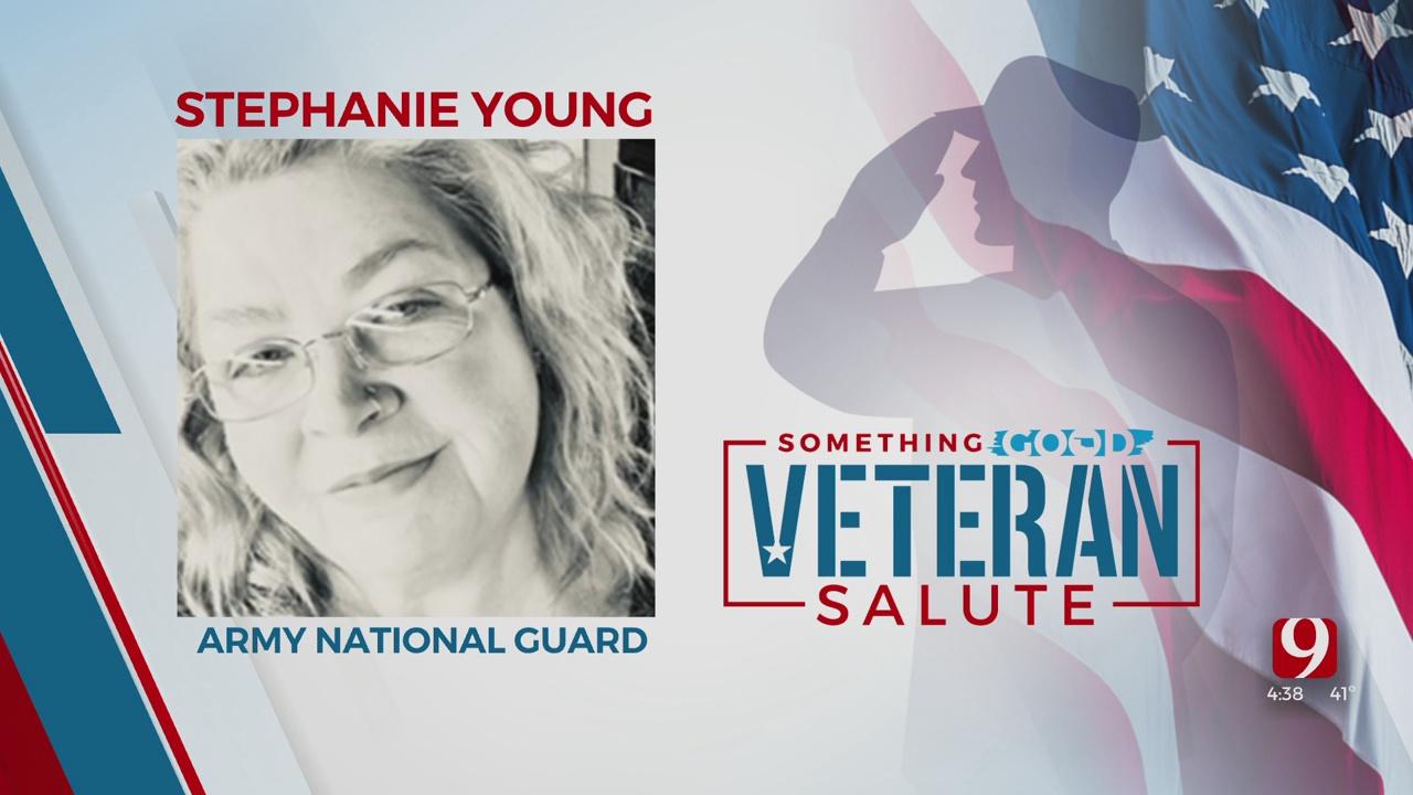 Veteran Salute: Stephanie Young
