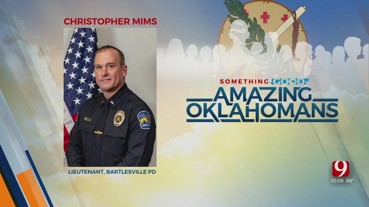 Amazing Oklahoman: Christopher Mims