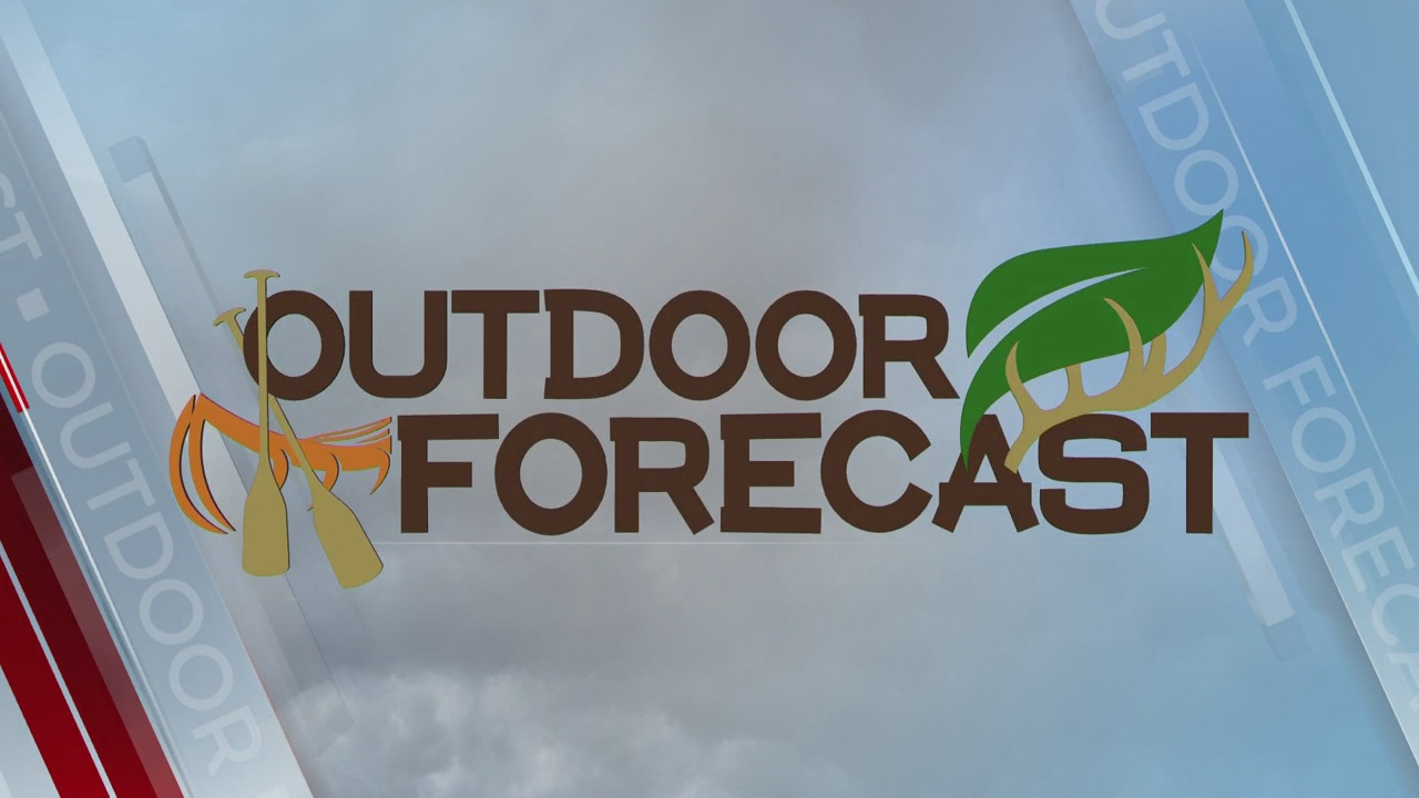 Justin's Thursday Outdoor Forecast