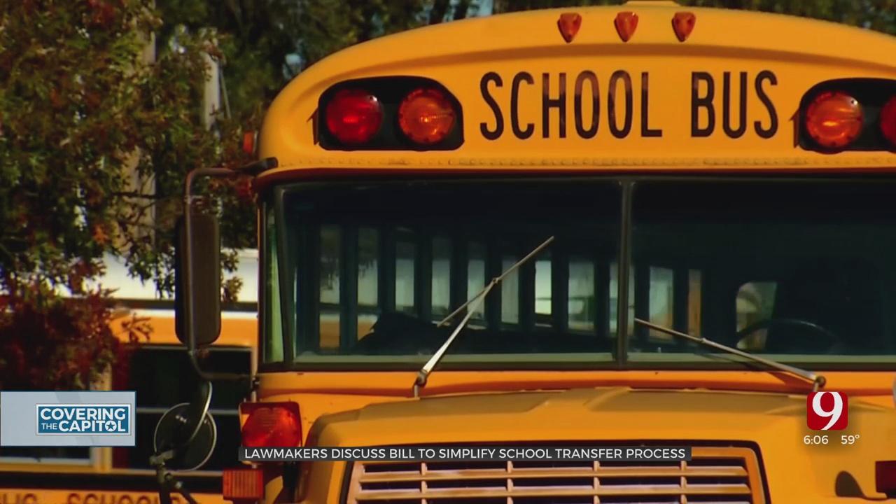 'Public School Choice' Bill Wins State Senate Approval