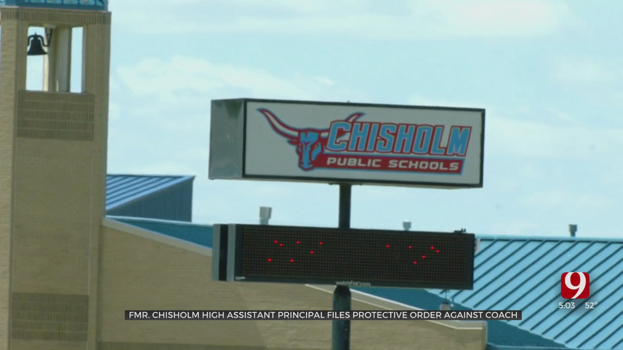 Former Chisholm High School Assistant Principal Petitions Protective Order Against Schools Basketball Coach