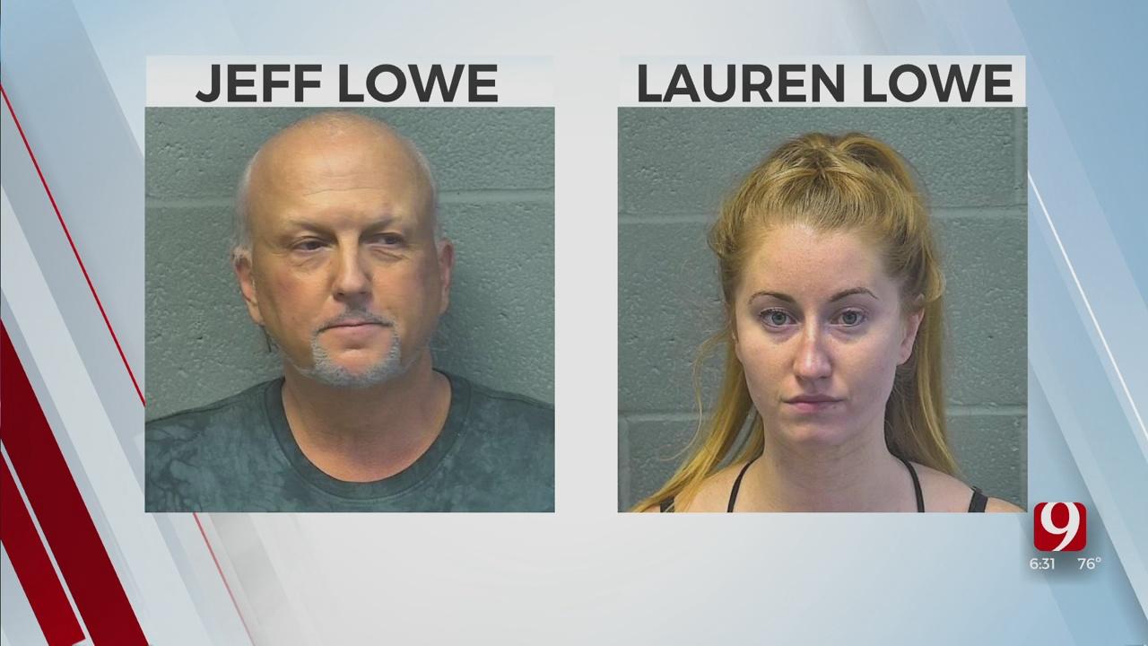 Jeffery Lowe, Lauren Lowe Arrested On Suspicion Of DUI In OKC