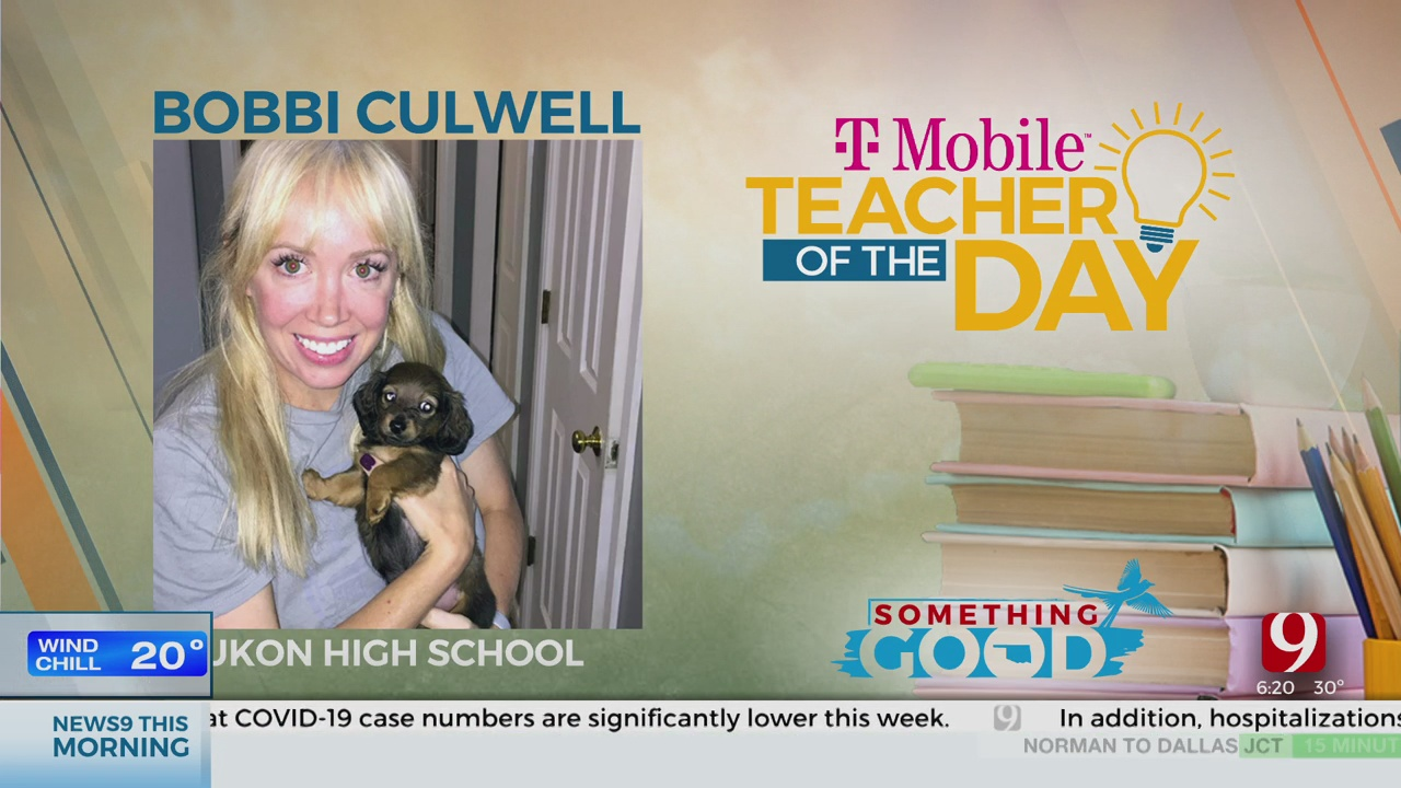 Teacher Of The Day: Bobbi Culwell