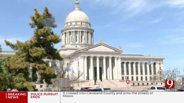 Gov. Stitt Responds To Supreme Court Ruling Striking Down New Managed Care For Medicaid