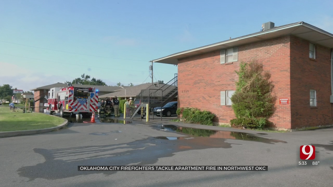 Families Displaced Following Canterbury Apartment Fire