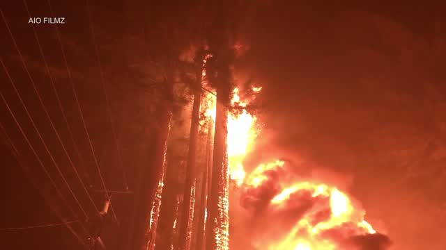 California Wildfires Burn 1 Million Acres In One Week
