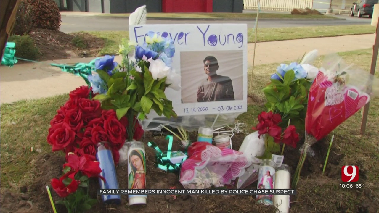 Family Remembers Innocent Man Killed In Crash During Valley Brook Police Chase
