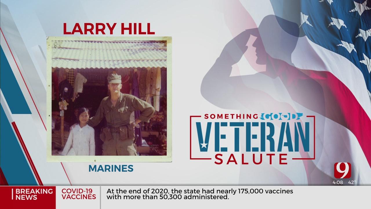 Veteran Salute: Larry Hill