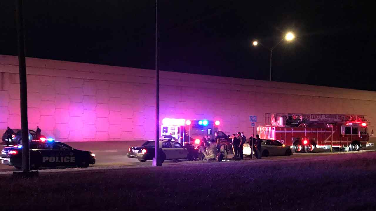 OCPD: Shooting Victim Found At NB Broadway Extension Off-Ramp