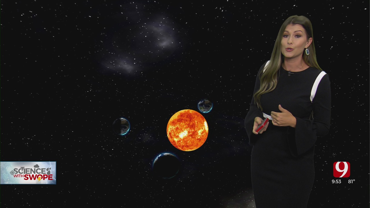 Science With Swope: The Sun's Changes In The Fall
