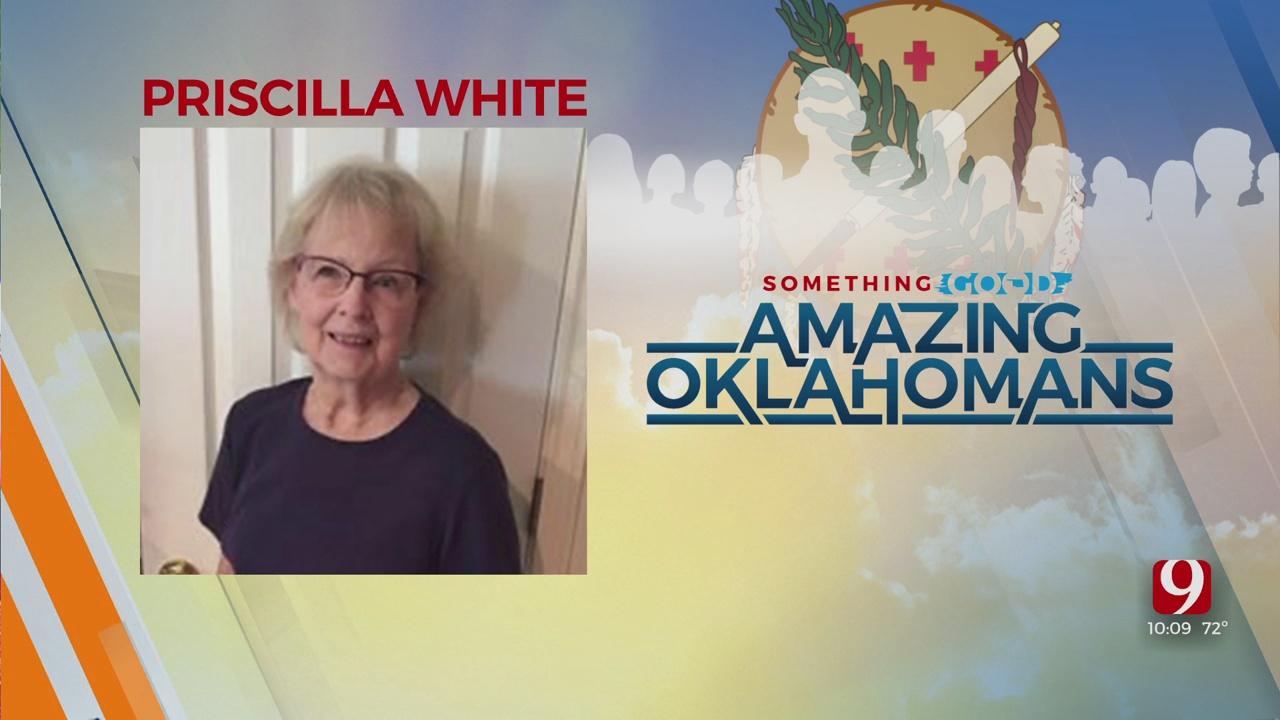 Amazing Oklahoman: Priscilla White
