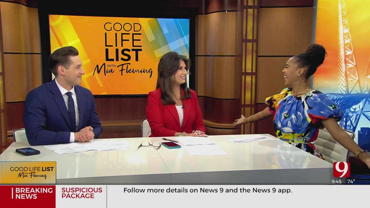 The Good Life List: Introducing Mia Fleming