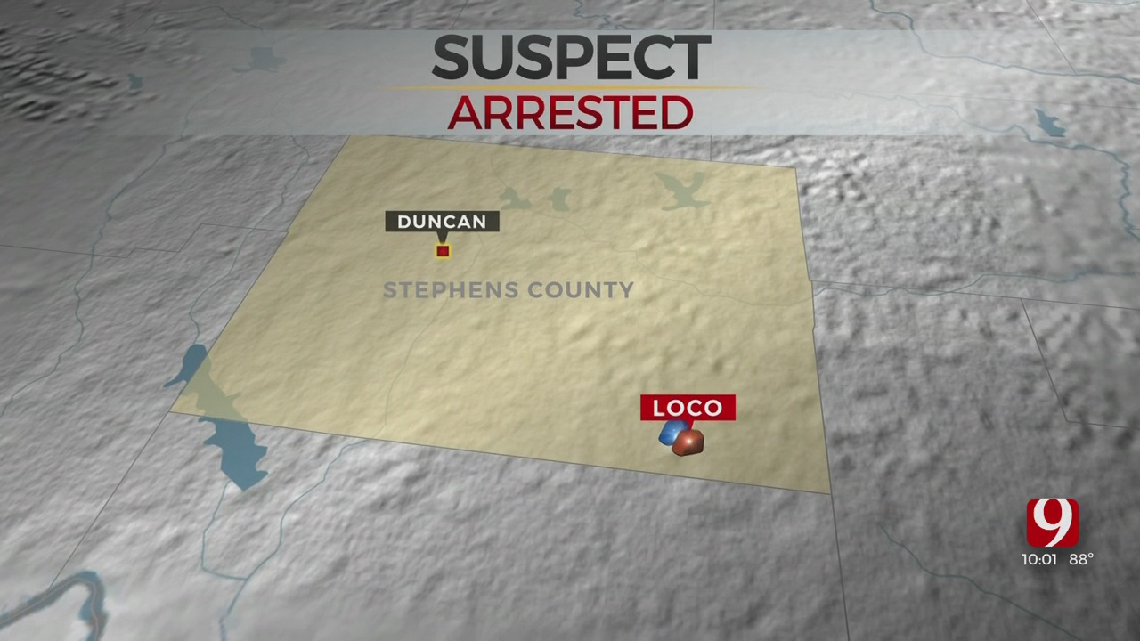 Authorities Confirm 3 Suspects In Custody After Shootout With Police In Stephens County