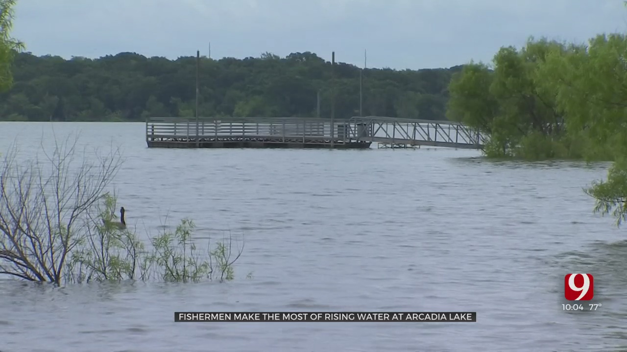 Flooding Could Close Arcadia Lake For 4th Of July Weekend