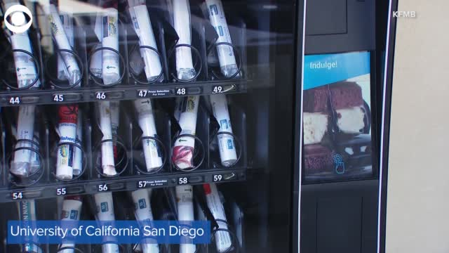 Watch: COVID-19 Self-Test Kit Vending Machines