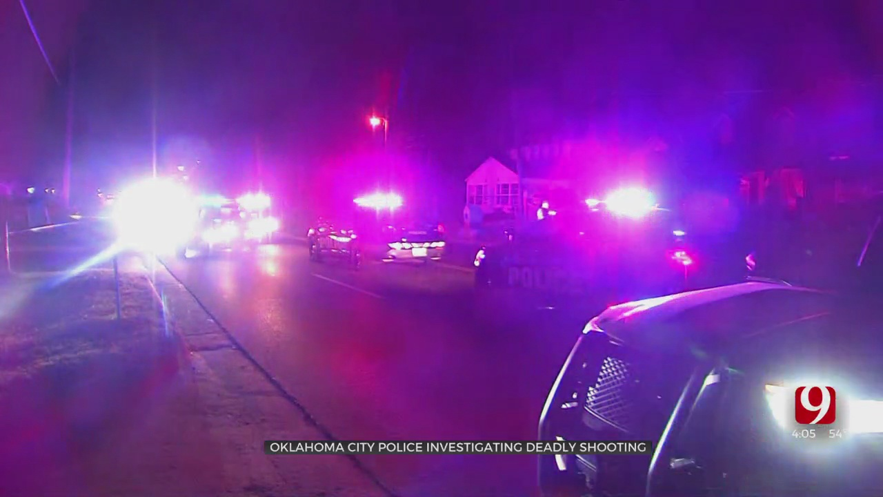 Man Identified In Deadly Shooting At SW OKC Home