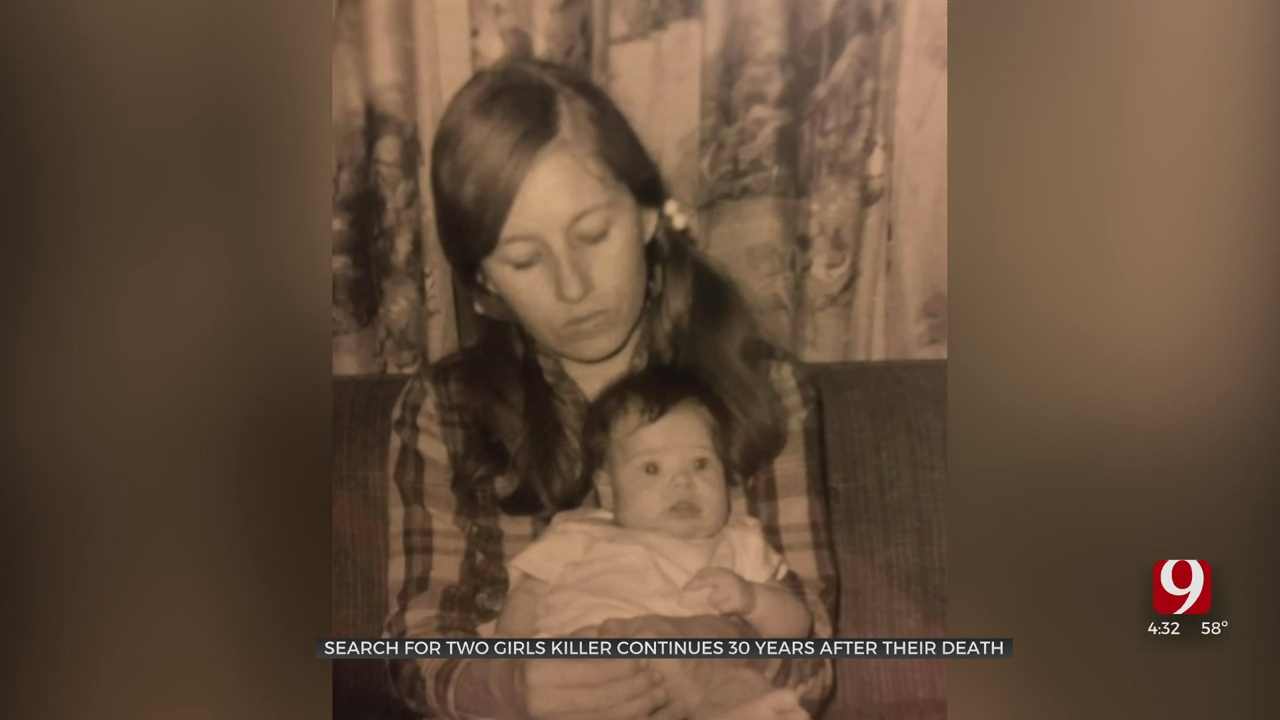 Okla. Mother Dies As Her Daughters' Murder Cases Remain Cold More Than 30 Years Later