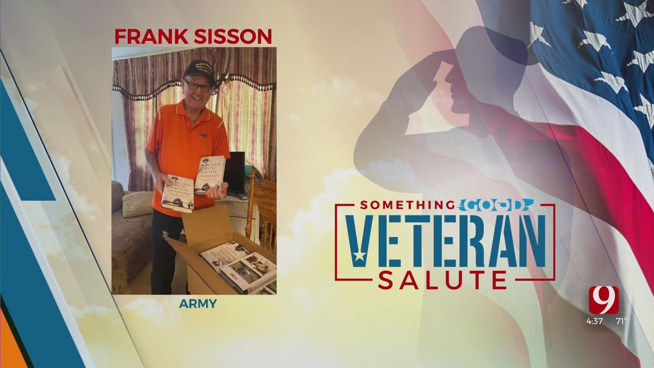 Veteran Salute: Frank Sisson