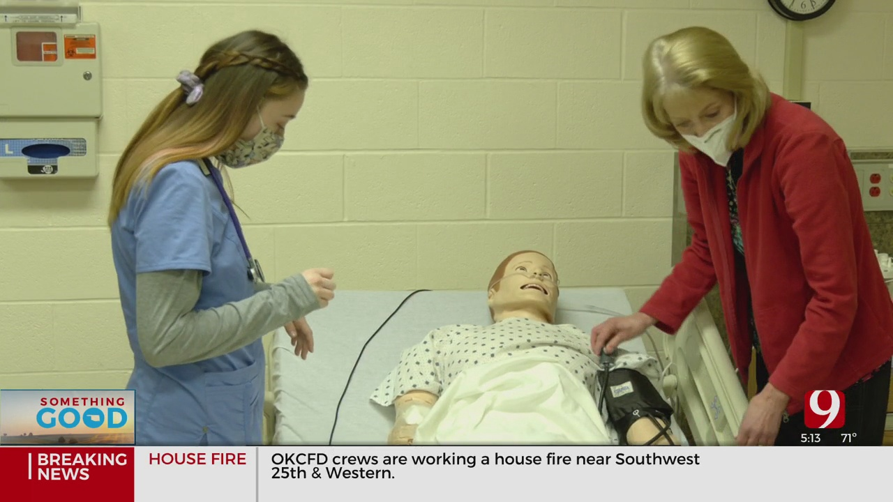 Metro Tech Helping Retired Nurses Get Back To Work Amid The Pandemic