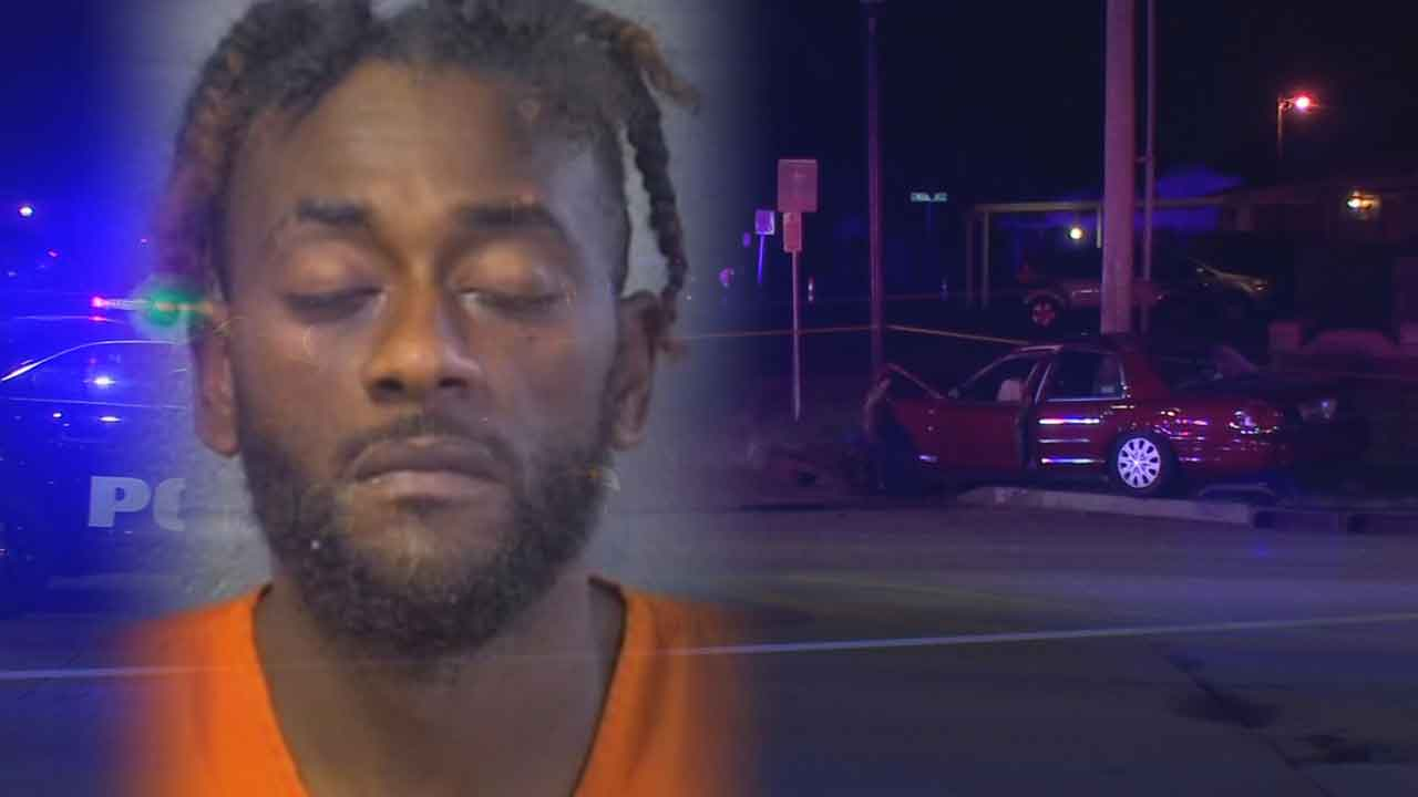 Midwest City Man Accused Of Targeting Officer Admits He Wanted Police To Kill Him