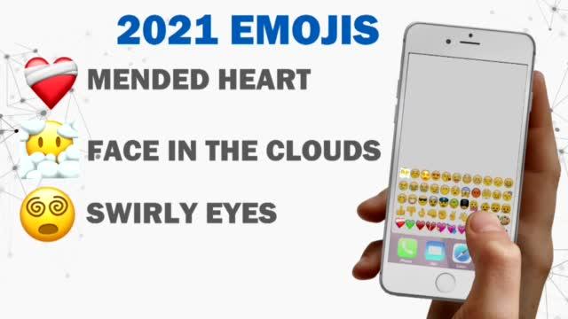 Sneak Peek At New Emojis To Be Released In 2021
