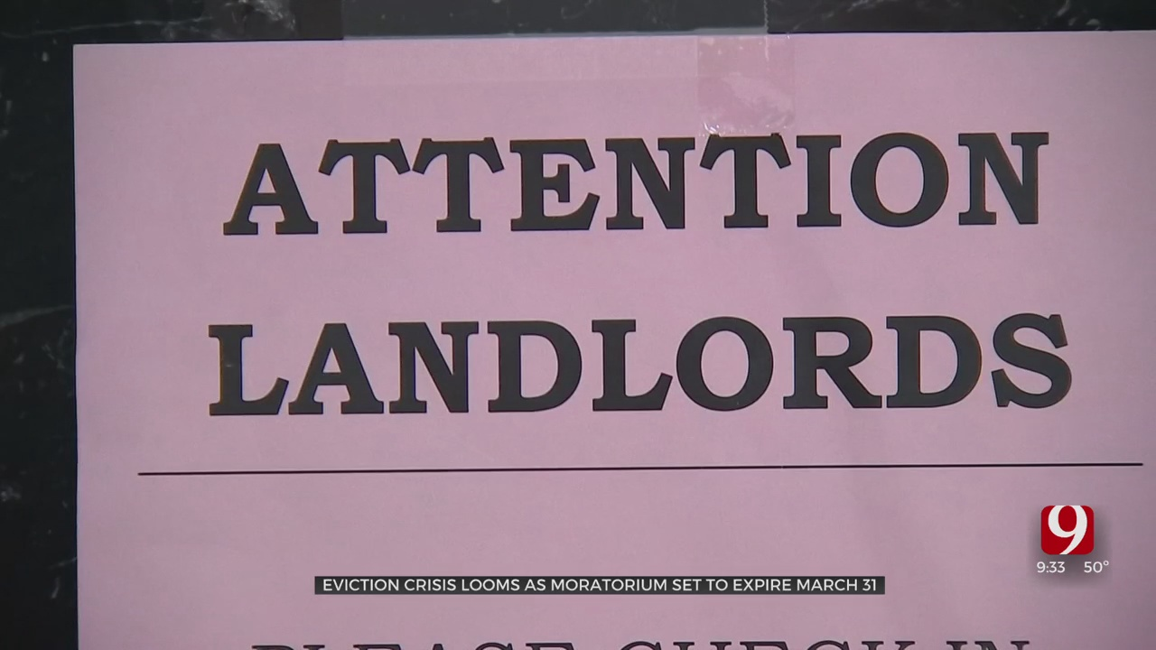 Eviction Moratorium Expected To Conclude At End Of March