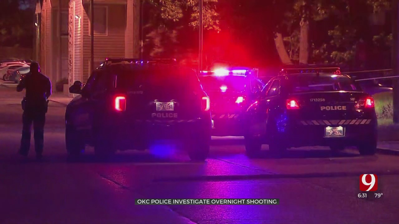 Woman Shot After 3 Suspects Break Into Apartment Overnight