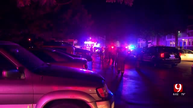 1 Dead After Shooting, Police Search For Suspect