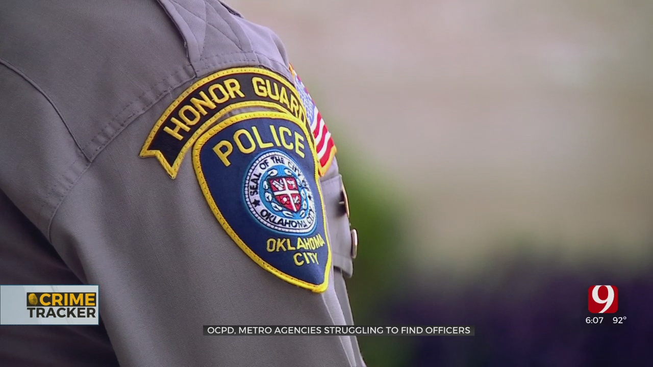 Metro Police Agencies Face New Challenges For Hiring Officers