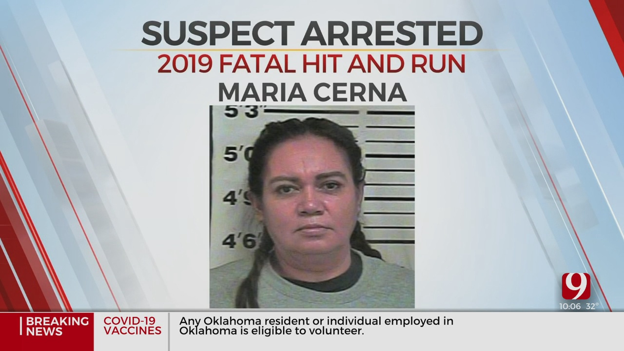 Suspect Arrested In Connection With 2019 OKC Hit-And-Run That Killed Motorcyclist