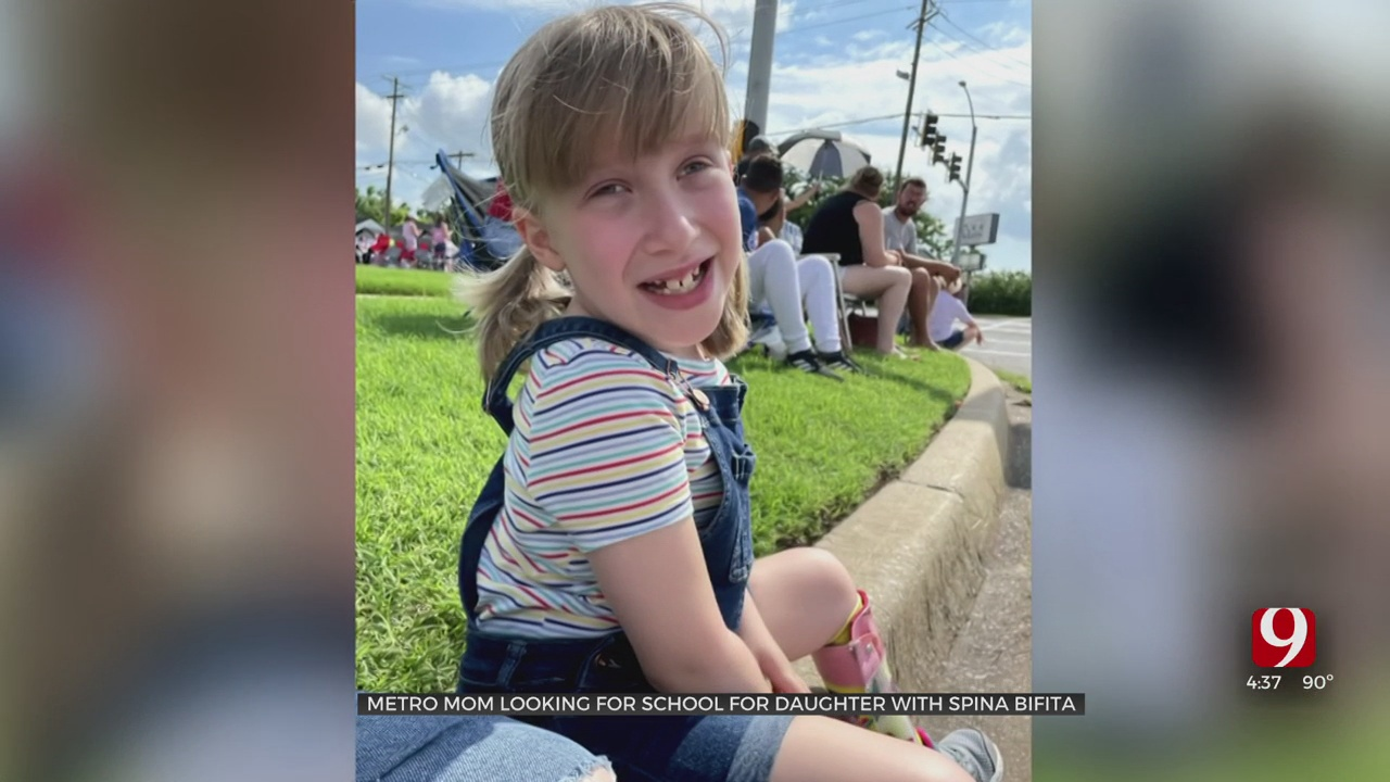 Girl With Spina Bifida Turned Down Schooling By Several Metro Schools