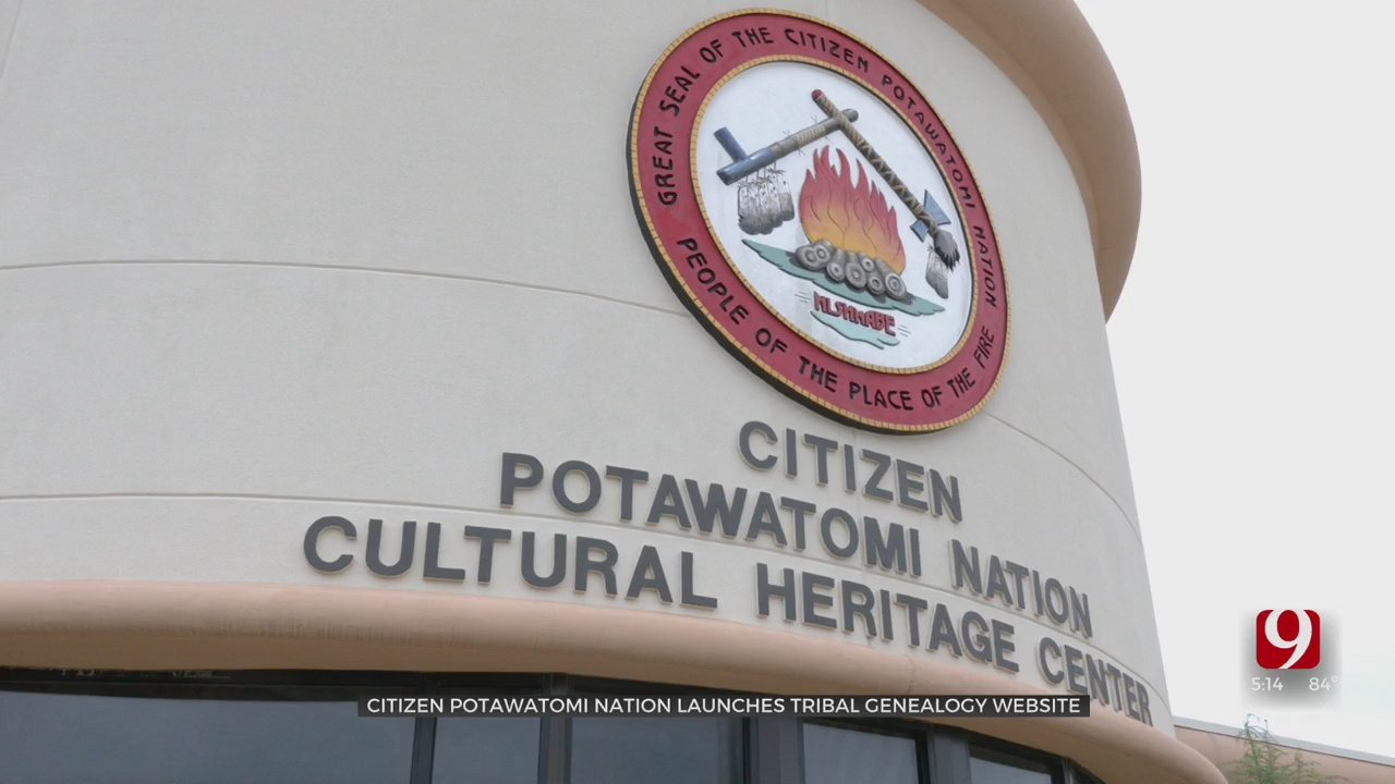 Citizen Potawatomie Nation Launches Tribal Genealogy Website