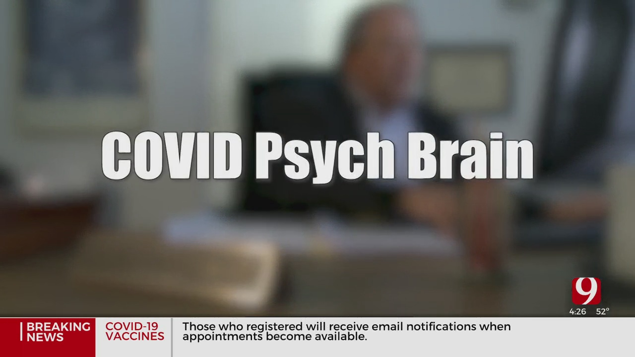 Medical Minute: How COVID-19 Affects The Brain